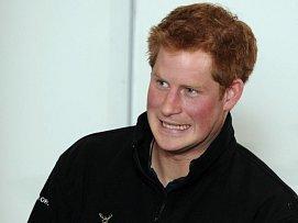 Princ Harry má opět malér.