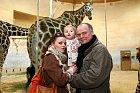 Igor Bareš se svou rodinkou