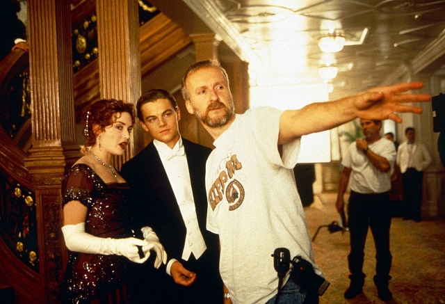 Titanic, Leonardo DiCaprio