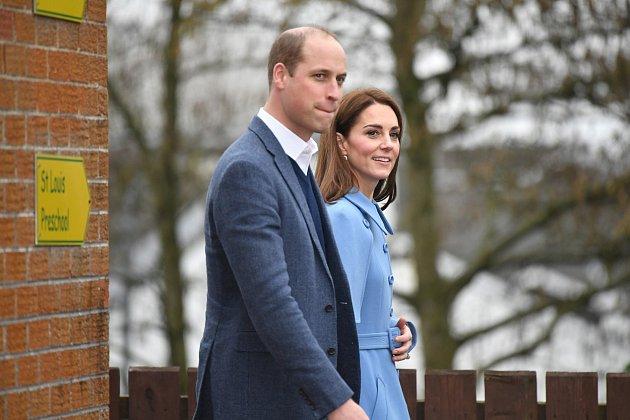 Kate Middleton si zase hlídá bříško. Proč asi?!?
