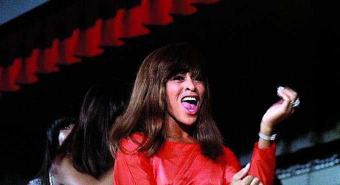 Tina se objevila vhudebním filmu Miloše Formana Taking Off (1971).