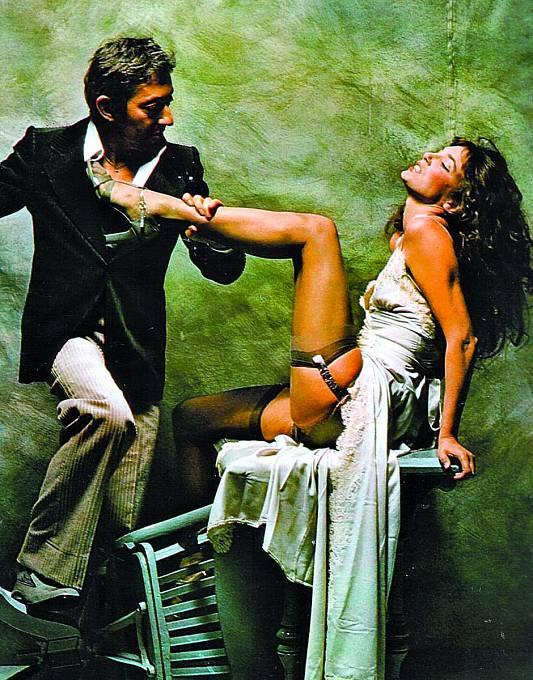 Serge Gainsbourg vní probudil živočišnou touhu audělal zní sexuální ikonu.