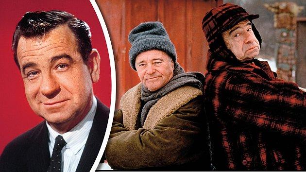 Nejčastěji hrál sJackem Lemmonem. Sešli se ivefilmu Dej si pohov, kámoši (1993).