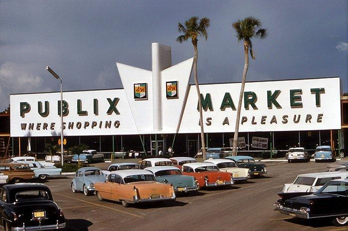 Publix Market. Kde je nakupování potěšením.