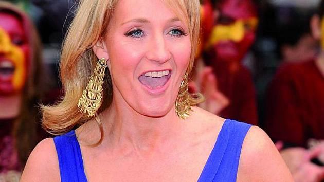 Láska ke psům zajistila Rowlingové nenávist sousedů.