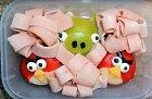 Můžete sníst i Angry Birds.