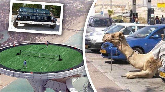 V Emirátech nouzi neznají...