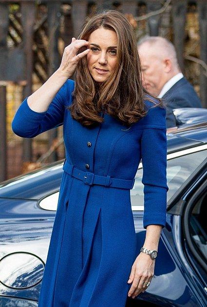 Kate Middleton slaví 37let.