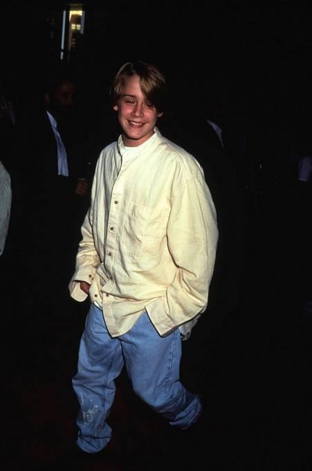 Macaulay Culkin, 1996