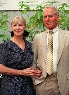 Joanne a Paul v roce 1989