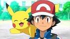 Pikachu se svým trenérem Ashem.