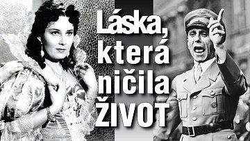 Slavná česká herečka na Goebelse vzpomínala celý život.