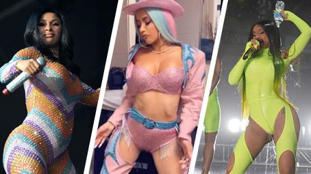 Cardi B a její dráždivé outfity