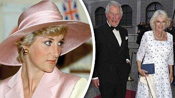 Princezna Diana, Charles s Kamilou