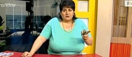 Jolanda Jaromíru Jágrovi nevěští moc dobrou budoucnost.
