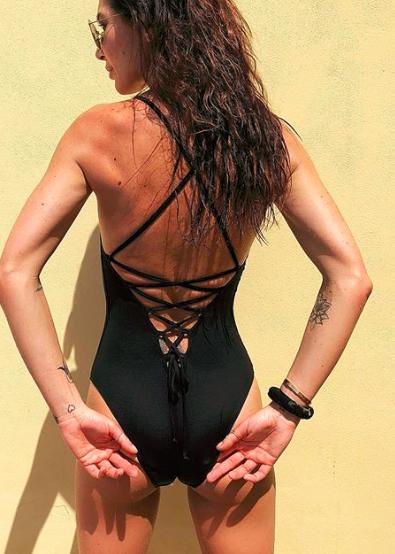 Modelky se umí uvody pořádně odvázat.