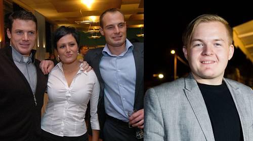 Ladislav Štaidl se sourozenci