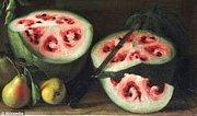 A meloun, jak ho znali lidé před několika stoletími.