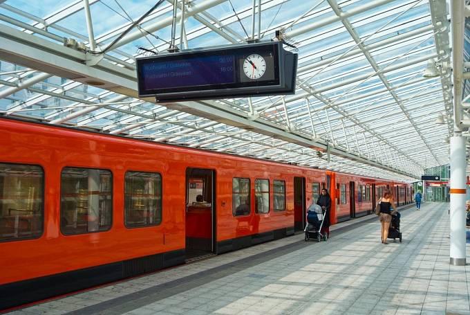Dominika Gottová zažila ve finském metru nepříjemný zážitek.