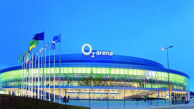 O2 arena je nejmodernější halou v Evropě.