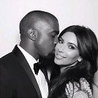 Kanye West a Kim Kardashian West