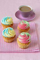 Veselé muffiny