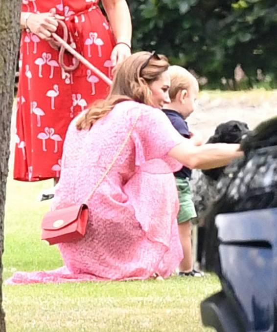 Kate Middleton a princ Louis