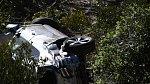 Tiger Woods prodělal ošklivou autonehodu