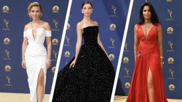 Emmy 2018: Nejlepší šaty na červeném koberci