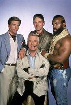 Sestava seriálu A-Team (1983).