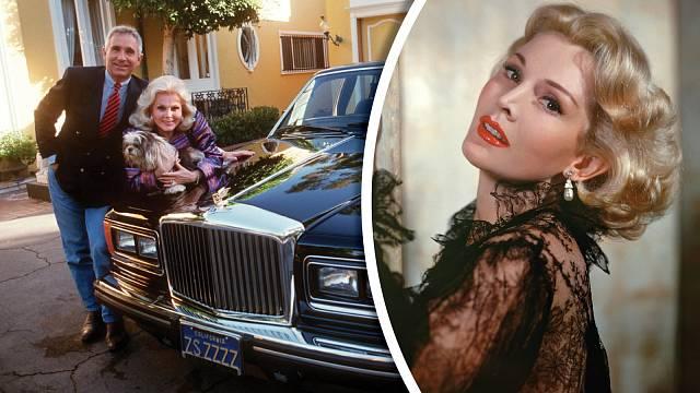 Zsa Zsa vždy uměla vyvolat dokonalý dojem. Odroku 1986 žije sFrérédikem Prinzem von Anhalt. Luxus jim nechybí.
