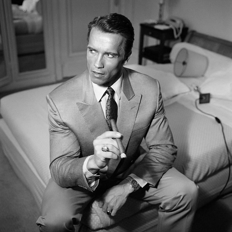 Či vyhlášený svalovec Arnold Schwarzenegger