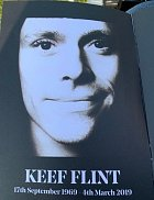 Pohřeb Keitha Flinta, frontmana kapely Prodigy