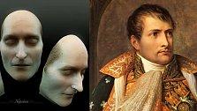 Napoleon Bonaparte nebyl moc vysoký a ani moc fešák.