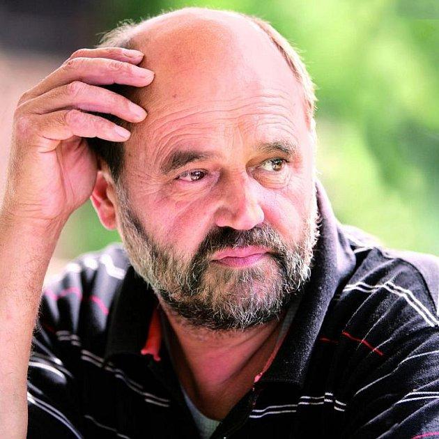 Josef Škrabánek riskoval svůj život pro záchranu souseda a kamaráda. Bohužel marně.