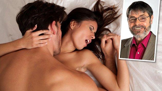 Křik při pohlavním styku provozují i ženy nehysterické.