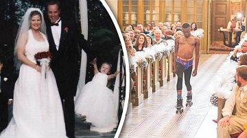 Některé svatby neskončí jako splněný dětský sen...