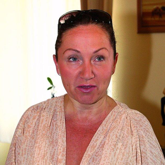 Bára Basiková má už dva roky problémy snohou.