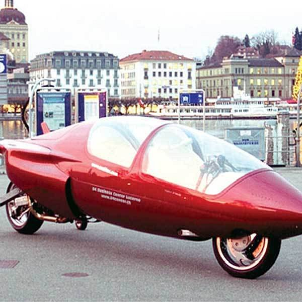 Nejrychlejší vozidlo světa