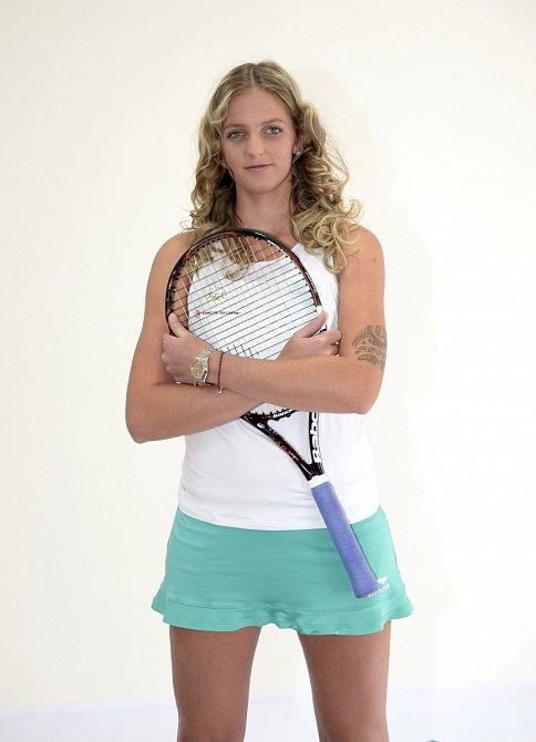 Karolína Plíšková je tenistka s obrovským potenciálem.