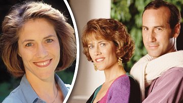 SJamesem Eckhousem vytvořila vBeverly Hills 90210 manželský pár.