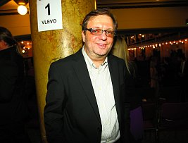 Herec Milan Šteindler
