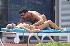 Původem polská herečka a modelka Joanna Krupa se takhle nechala rozmazlovat svým přítelem Romainem Zagem.