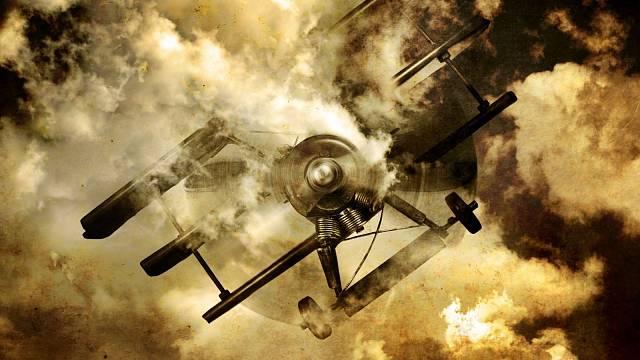 Existují nejen přízraky lidí, ale podle všeho také letadel.