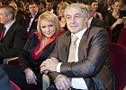 2012 - Josef s Ivetou v době, kdy spolupracovali se zkrachovalou TV Pětka