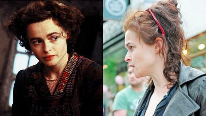 Karlík a továrna na čokoládu, Helena Bonham Carter