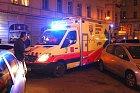 Záchranáři zasahovali na akci, kde měl křest zpěvák Sámer Issa