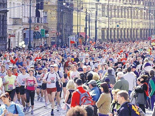 Maraton v Praze