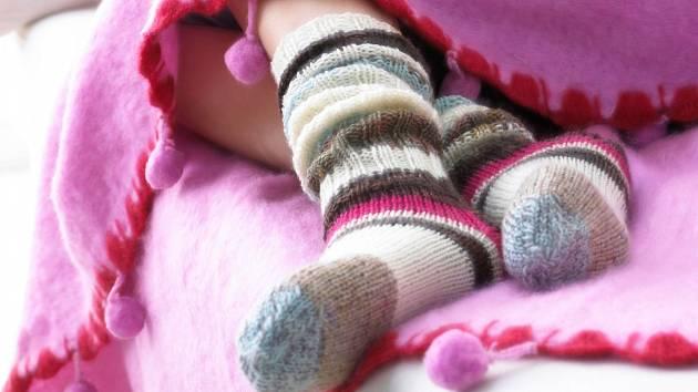 Pozor na studené nohy!