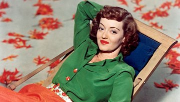 Počátkem 40. let byla Bette Davisová nejlépe placenou herečkou.
